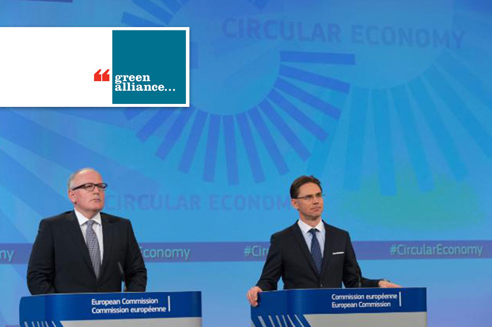 Campaigning for an Ambitious EU Circular Economy Package