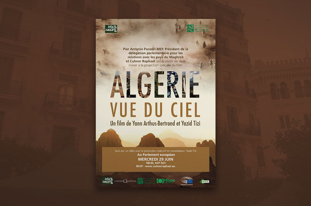 Deepening understanding of Algeria in the EU