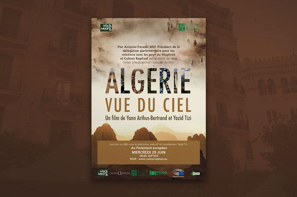 Deepening understanding of Algeria in the EU