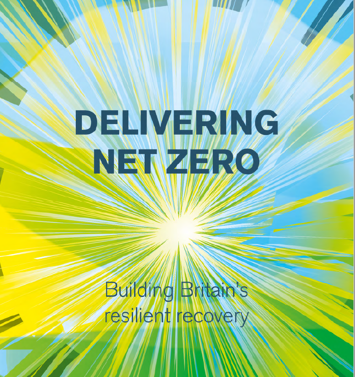 "Alasdair MacEwen's chapter in ""Delivering Net Zero: Building Britain's Resilient Recovery"""